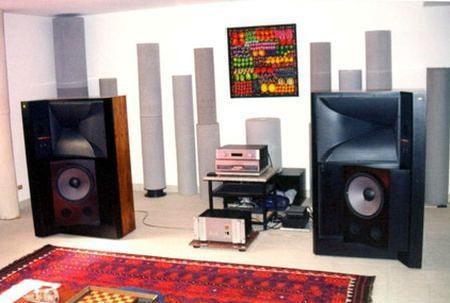 Diffusori professionali jbl everest ed ambiente domestico lettere rivista 2000 hifi audio di - Impianto hi fi casa consigli ...